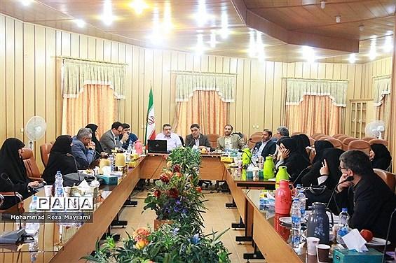 گردهمایی مدیران سمپاد استان سمنان