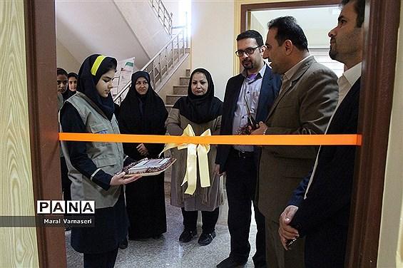 افتتاح پایگاه خبرگزاری پانا و کارگاه آموزشی خبرنگاری در ناحیه ۲ اهواز