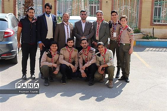 جلسه مجامع اعضا و مربیان سازمان دانشآموزی استان سمنان
