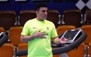 محمد بنا: عدالت برای من بالا رفتن پرچم ایران است