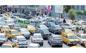 آخرین وضع ترافیک معابر تهران در روز چهارشنبه