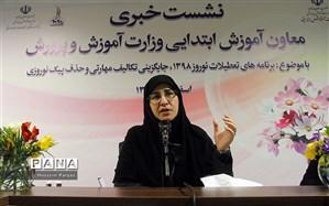 حکیمزاده: امسال انتخاب فعالیت نوروزی با دانشآموزان است