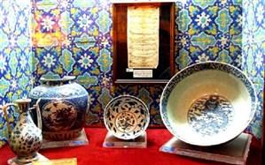 20 درصد آثار بخش اسلامی موزه ملی ایران مربوط به اردبیل است