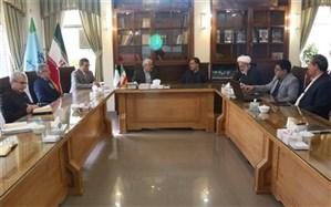 اللهیار ترکمن: جایگاه دانشگاه شهیدرجائی در داخل و در عرصه بینالملل منحصربهفرد است