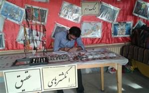 نمایشگاه فرهنگی و هنری در شهرستان گتوند برپا شد