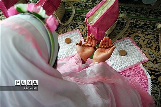 آیین اختتامیه طرح یاوران نماز در منطقه چهاردانگه