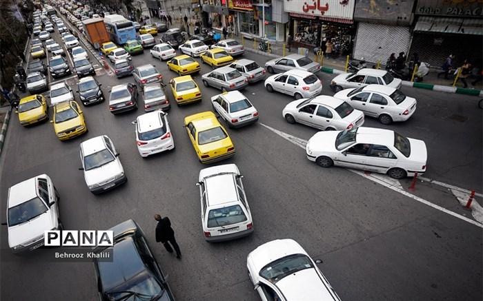 ترافیک روزهای پایانی سال