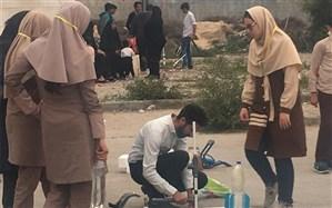 آغاز رقابت دانش آموزان هرمزگانی در دومین دوره جشنواره علمی-پژوهشی استان