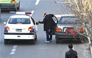 اجرای طرح تشدید برخورد با خوردوهای فاقد پلاک و مخدوش در اردبیل