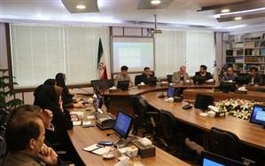 جلسه هماهنگی و هم اندیشی نمایندگان ارزیابی عملکرد ادارات ستادی آموزش و پرورش استان