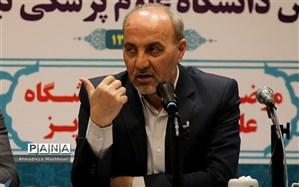 رییس دانشگاه علوم پزشکی تبریز:7400 فرد مبتلا به سرطان تحت درمان علوم پزشکی تبریز هستند