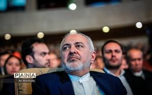تشکر ظریف از مردم، رهبری، رئیس جمهوری و سردار سلیمانی