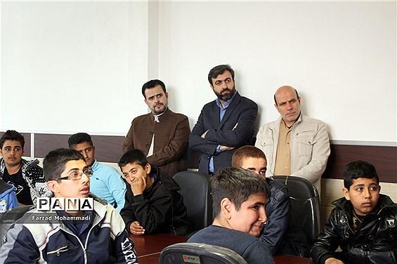 کارگاههای آموزشی دومین دوره جشن تکلیف دانشآموزان پسر عشایر کشور در شهریار