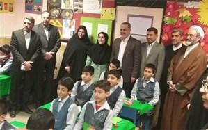 بازدید وزیر آموزشوپروش از روند اجرای طرح ویژه مدرسه در استان البرز