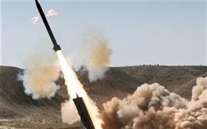 یمن با موشک جنوب عربستان را هدف قرار داد
