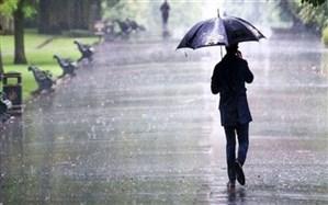 بارش پراکنده و کاهش دما در در شمال، شمالغرب و شمال شرق