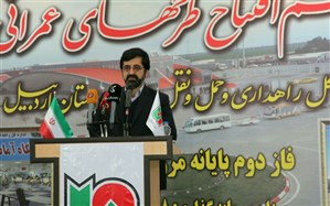 عملیات اجرایی راه آهن اردبیل - پارس آباد سال آینده آغاز می شود