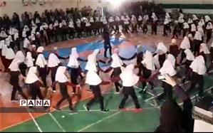 المپیاد ورزشی درون مدرسه ای دبستان سرای دانش نو