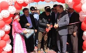 آغاز بهرهبرداری از زمین چمن مصنوعی فوتبال مجموعه ورزشی شهید حمزه شیراز