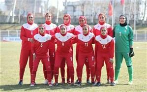 رنکینگ فوتبال زنان فیفا؛ سقوط یک پلهای برای تیم ملی زنان ایران