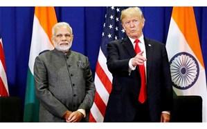 هند: تصمیمی برای اعمال تعرفه روی کالاهای آمریکایی نداریم