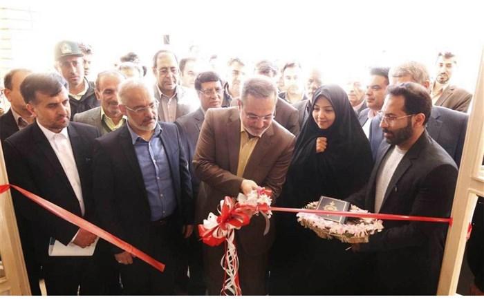 افتتاح و بهرهبرداری از مدرسه ۱۵ کلاسه برزگران شهر مبارکه توسط وزیر آموزشوپرورش