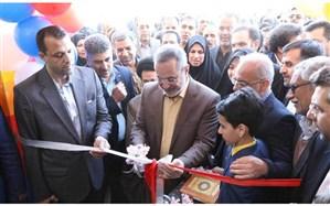 با حضور وزیر آموزشوپرورش مرکز آموزشی، رفاهی فرهنگیان شهر مبارکه افتتاح شد