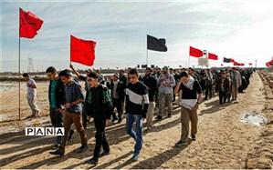 ۲۰۰ دانشآموز محمودآباد عازم راهیان نور شدند