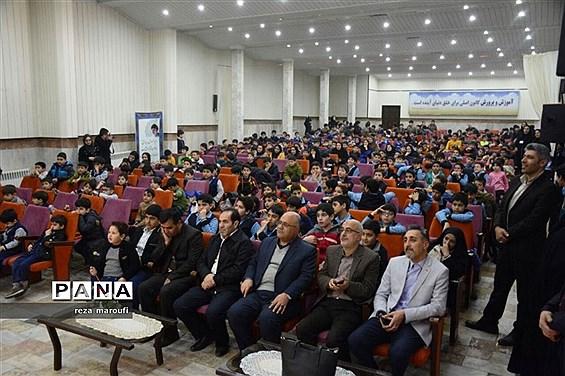بازدید مدیرکل آموزش و پرورش آذربایجانغربی از سازمان دانشآموزی