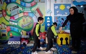 به شادابترین مدرسه جنوب تهران خوش آمدید