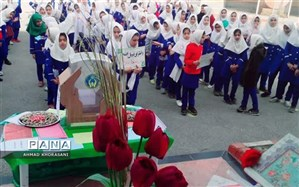 برگزاری جشن نیکوکاری و نواختن زنگ احسان در مدارس لالی