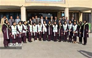 برگزاری برنامه جشن تولد زمین در مدارس استان اردبیل