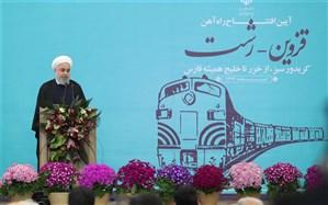 توسعه ارتباطات ریلی با همسایگان نشانهای از شکست سیاست تحریم ایران است