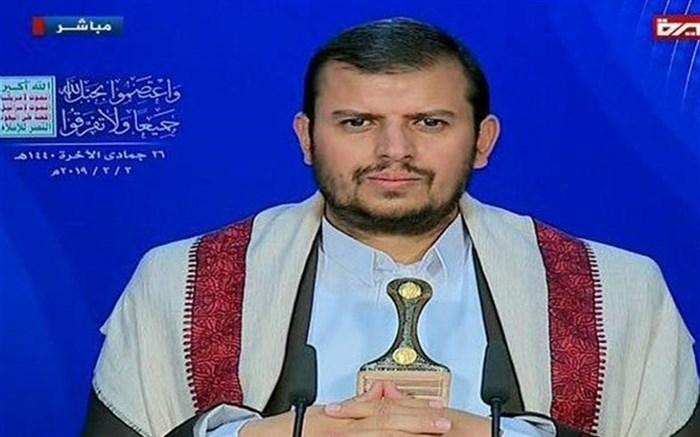 رهبر انصارالله: تکفیریها به دنبال تخریب مرقد پیامبرند/ ملت یمن به اهل بیت(ع) ایمان راسخ دارند