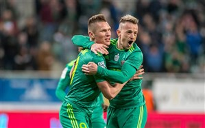 لیگ برتر لهستان؛ اسلاسک با هافبک پرسپولیس امیدوار شد
