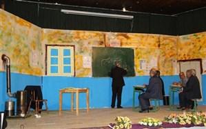 جشن 100 سالگی مدرسه «محمدیه» در تکاب برگزار شد