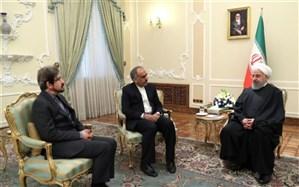 دیدار سفرای جدید ایران در فرانسه و تاجیکستان با روحانی