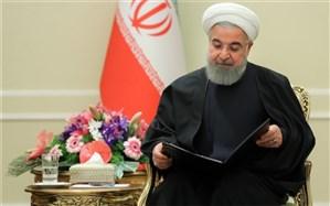 روز پرکار روحانی؛ استوارنامه 8 سفیر تقدیم رئیسجمهوری شد