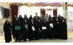 افتخارآفرینی دانش آموزان نیشابوری در مسابقات قرانی استان