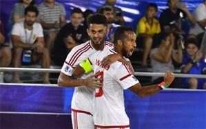 فوتبال ساحلی قهرمانی آسیا؛سه تیم حاضر در یک چهارم نهایی معرفی شدند