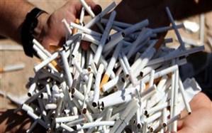 دود سیگارهای قاچاق به چشمان فروشنده رفت