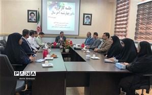 برگزاری نشست کارگروه مانور پیشگیری از حوادث چهارشنبه سوری در ناحیه 2 اهواز