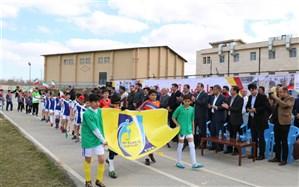آکادمی تخصصی فوتبال دانش آموزان استان آغاز به کار کرد