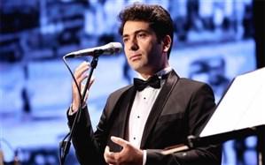 محمد معتمدی برای شهدای ایرباس میخواند