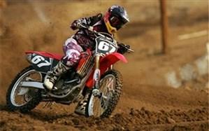 برگزاری مسابقات موتورسواری آفرود جنوب  کشور در بخش  خشت