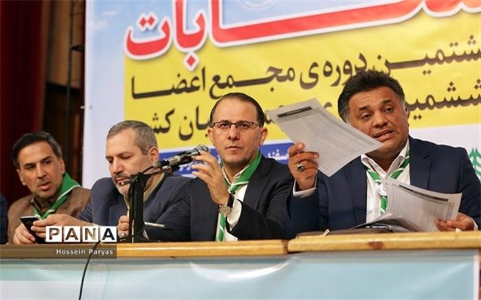 انتخابات مجامع کشوری