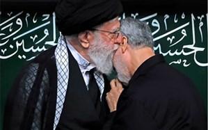 سردار سلیمانی از رهبر معظم انقلاب نشان ذوالفقار دریافت کرد