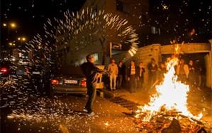 با عدم حضور در تجمعات هم کرونا را شکست دهیم و هم از خطرات مواد محترقه در امان باشیم