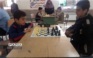 برگزای مسابقات شطرنج در سطح مدارس شهرستان لالی