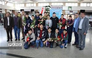 درخشش دانش آموزان کرمانی در مسابقات ملی نوآوری و ابتکارات دانش آموزی